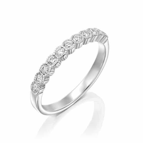 טבעת יהלומים אמילי