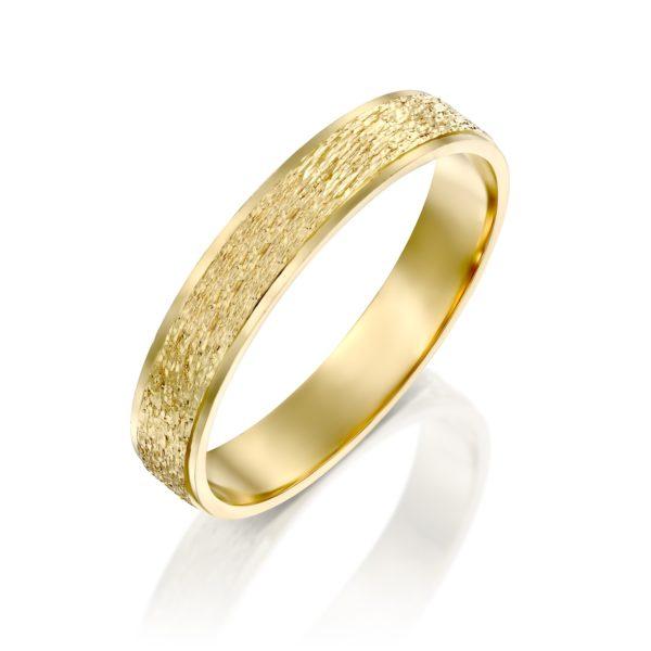 טבעת נישואין לגבר