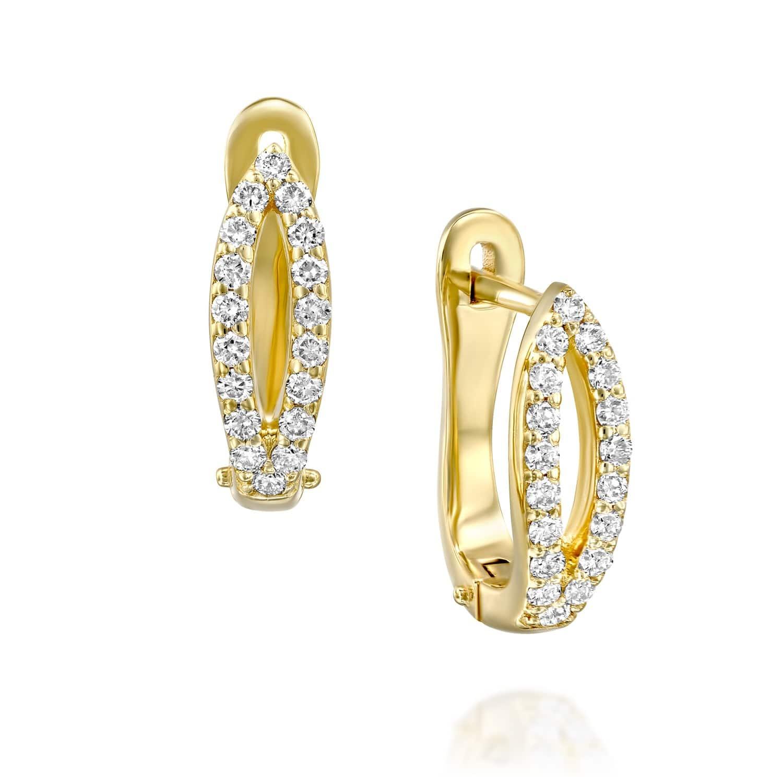 עגיל יהלומים