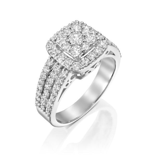 טבעת יהלומים איירינה