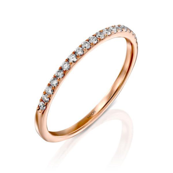 טבעת יהלומים מיה 0.20 קראט