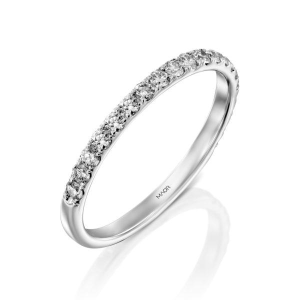 טבעת יהלומים מיה 0.40 קראט