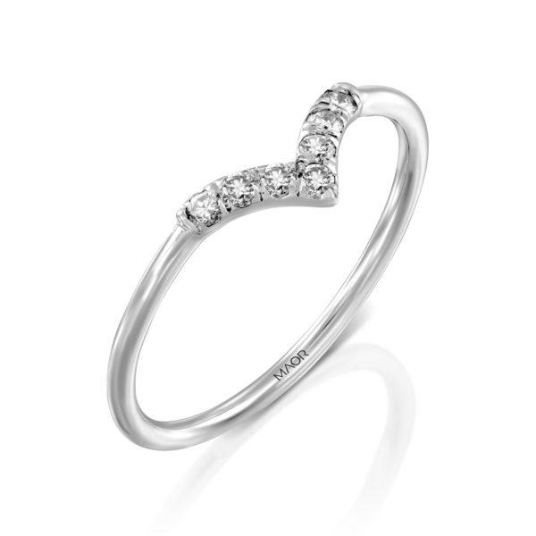 טבעת יהלומים סיאנה