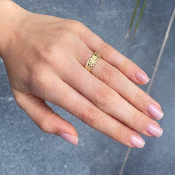 טבעת נישואין לורה