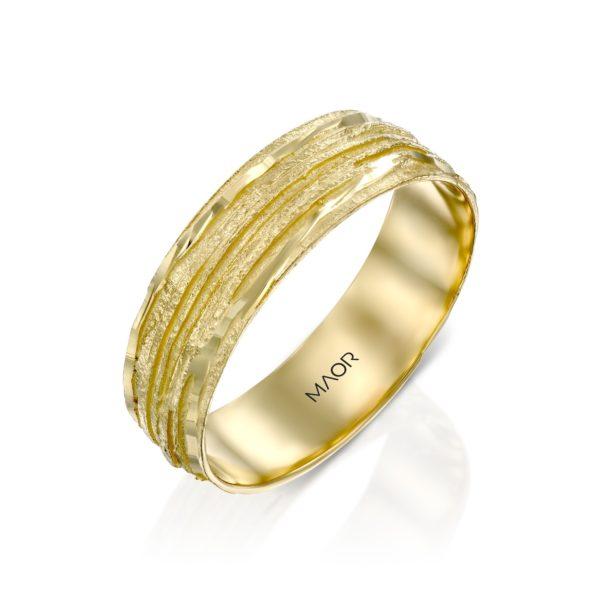 טבעת נישואין לינה