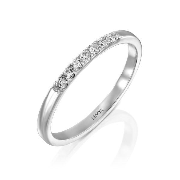 טבעת יהלומים דורין