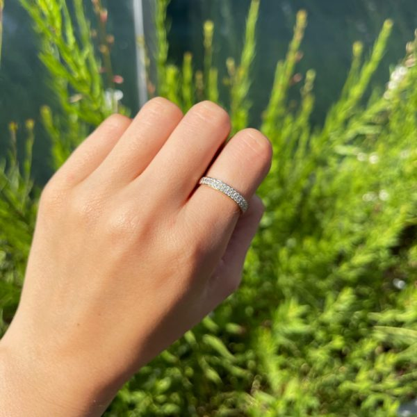 טבעת יהלומים דריה