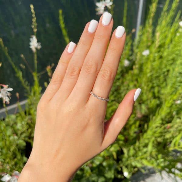 טבעת יהלומים ביאטריקס
